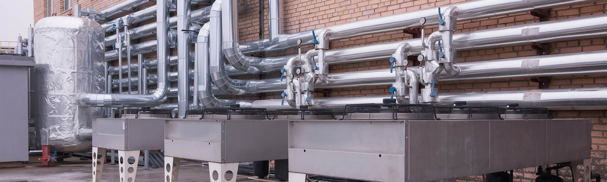 Industrial Pipework Nottingham