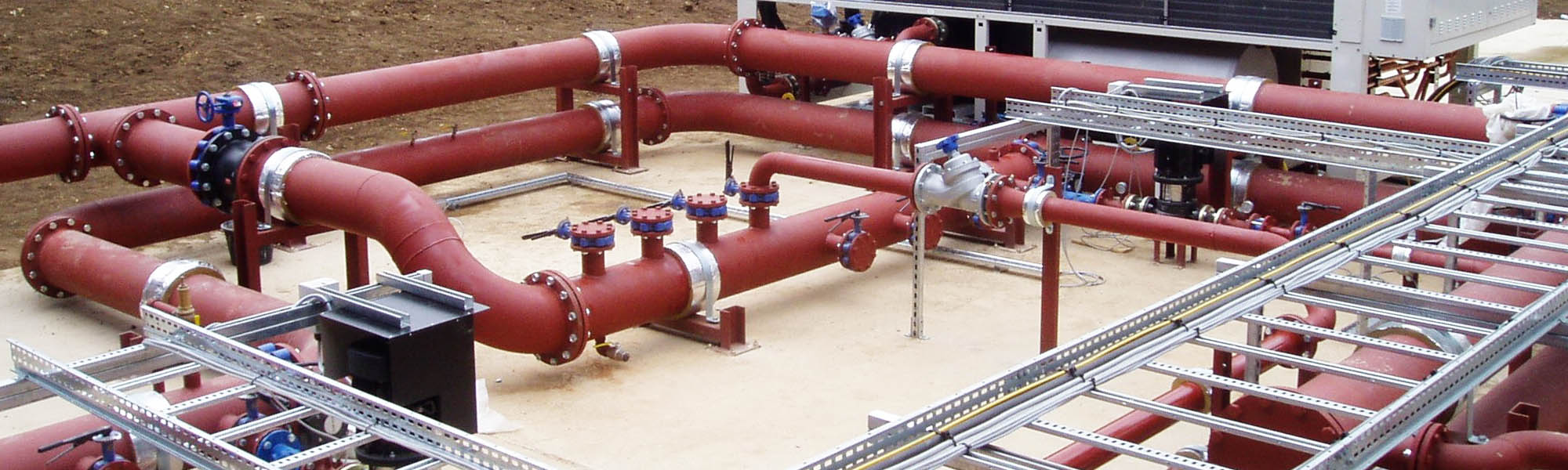 Industrial Pipework Installations